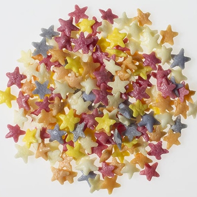 natural-rainbow-star-shapes