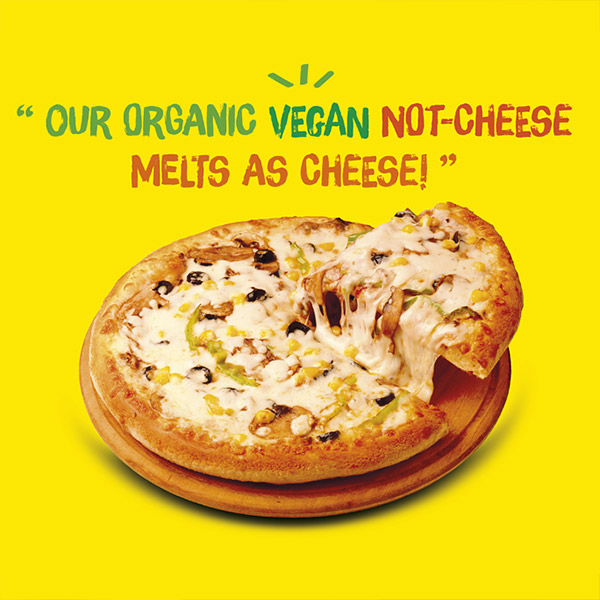 Vegan no-cheese cheese!